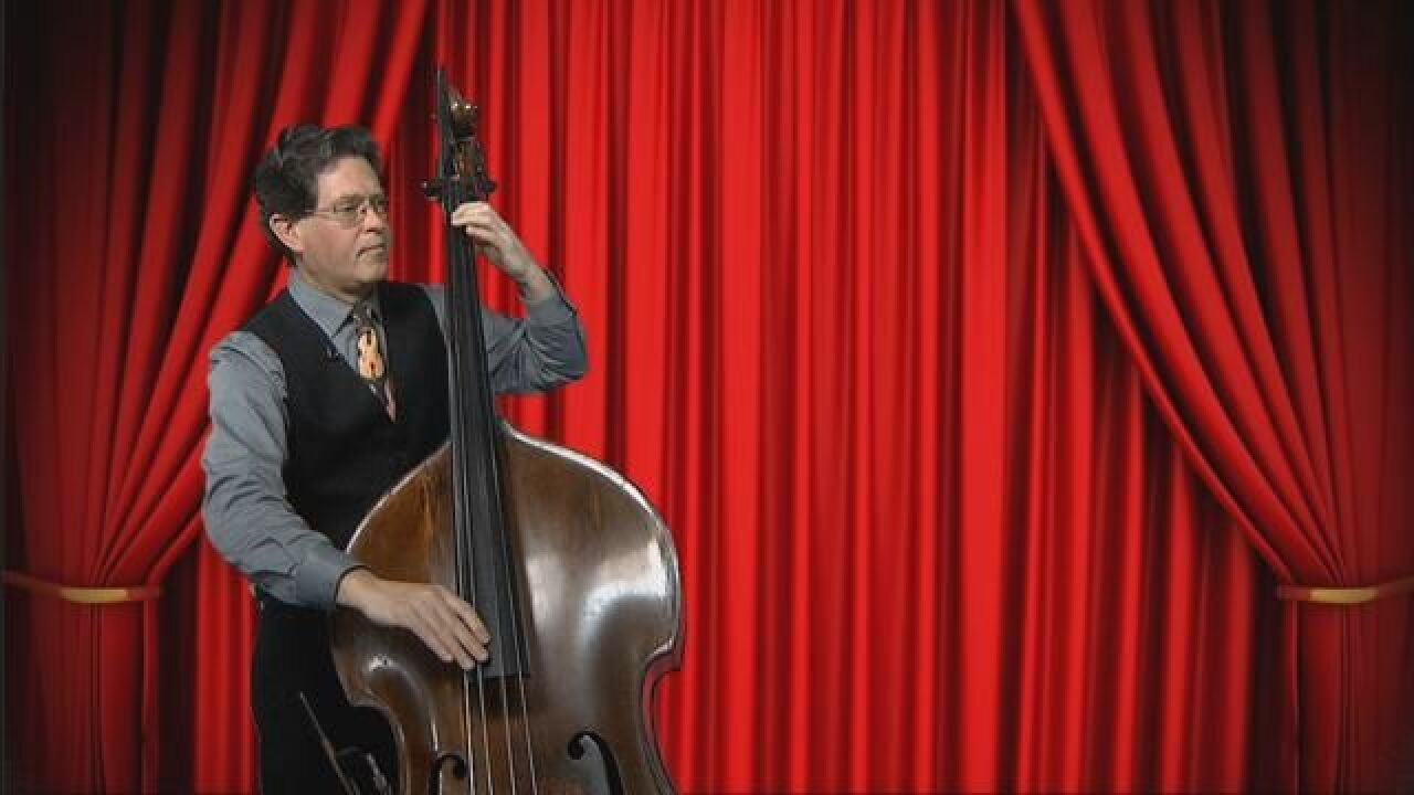 Second Cup: Tod Leavitt Introduces Us to the Contrabass and Performs