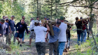 Warrior Reunion Foundation brings combat troops back together