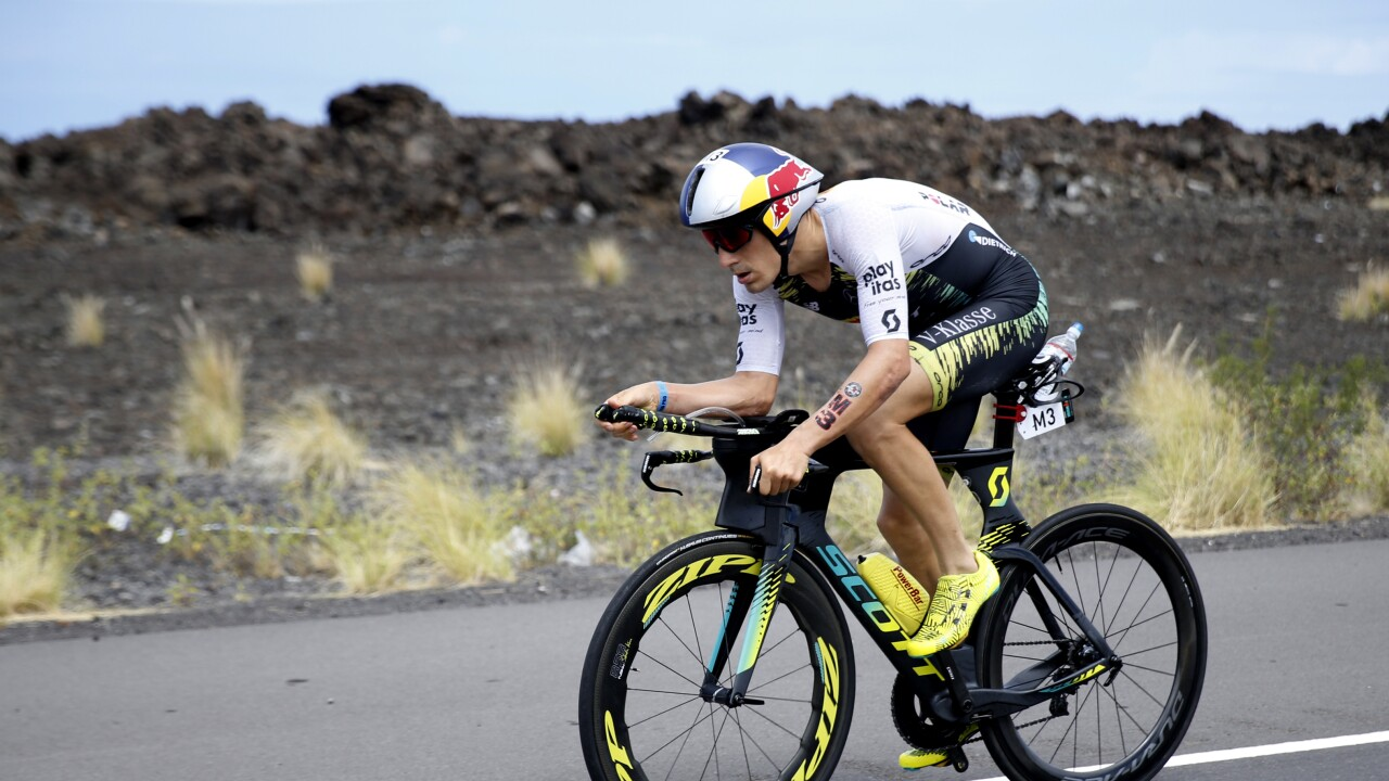 Ironman World Championship Triathlon