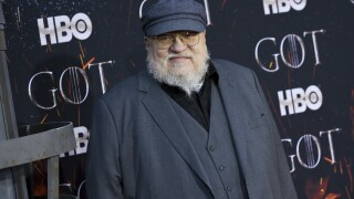 George R.R. Martin writing next 'Game of Thrones' book while isolating himself due to pandemic