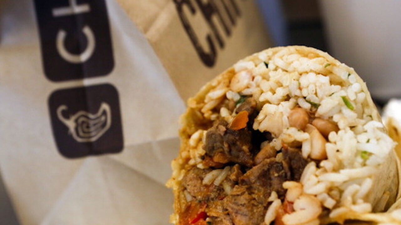 ae1ca14b9 Chipotle offers buy one, get one free deal Friday for jersey-wearing hockey  fans