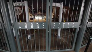 Coors Field, coors field gates