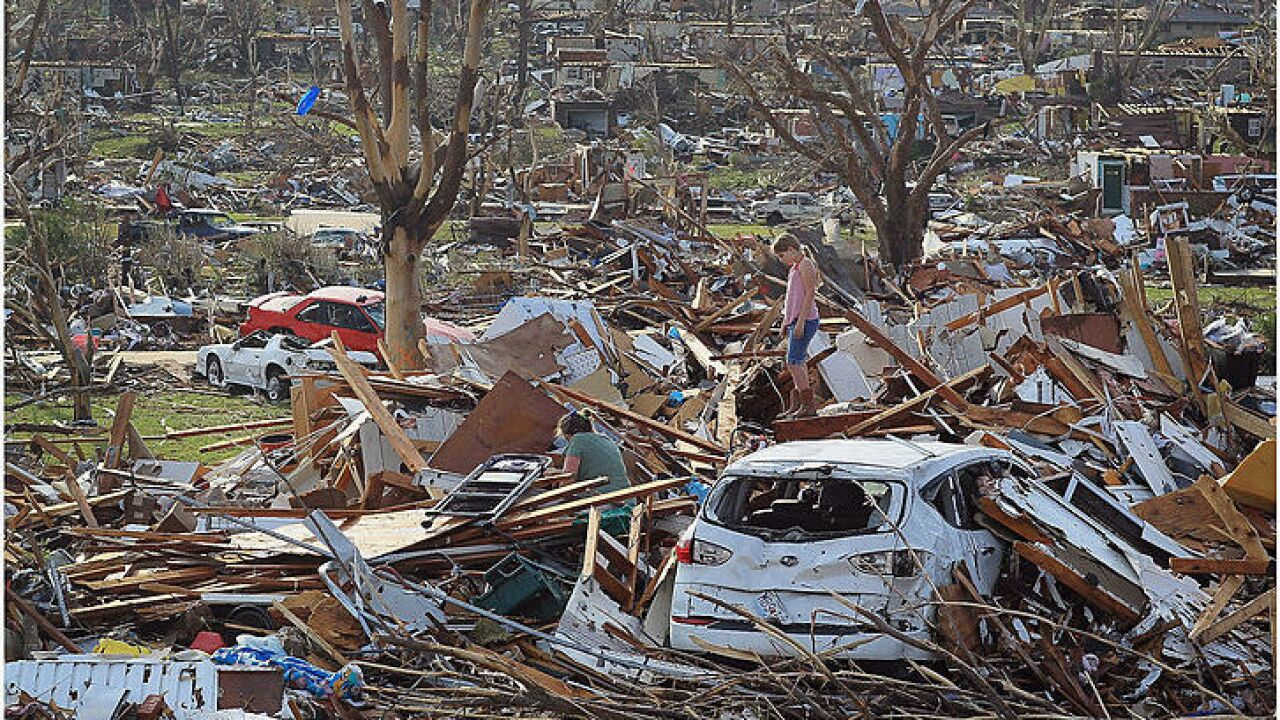 The 10 deadliest US tornadoes on record
