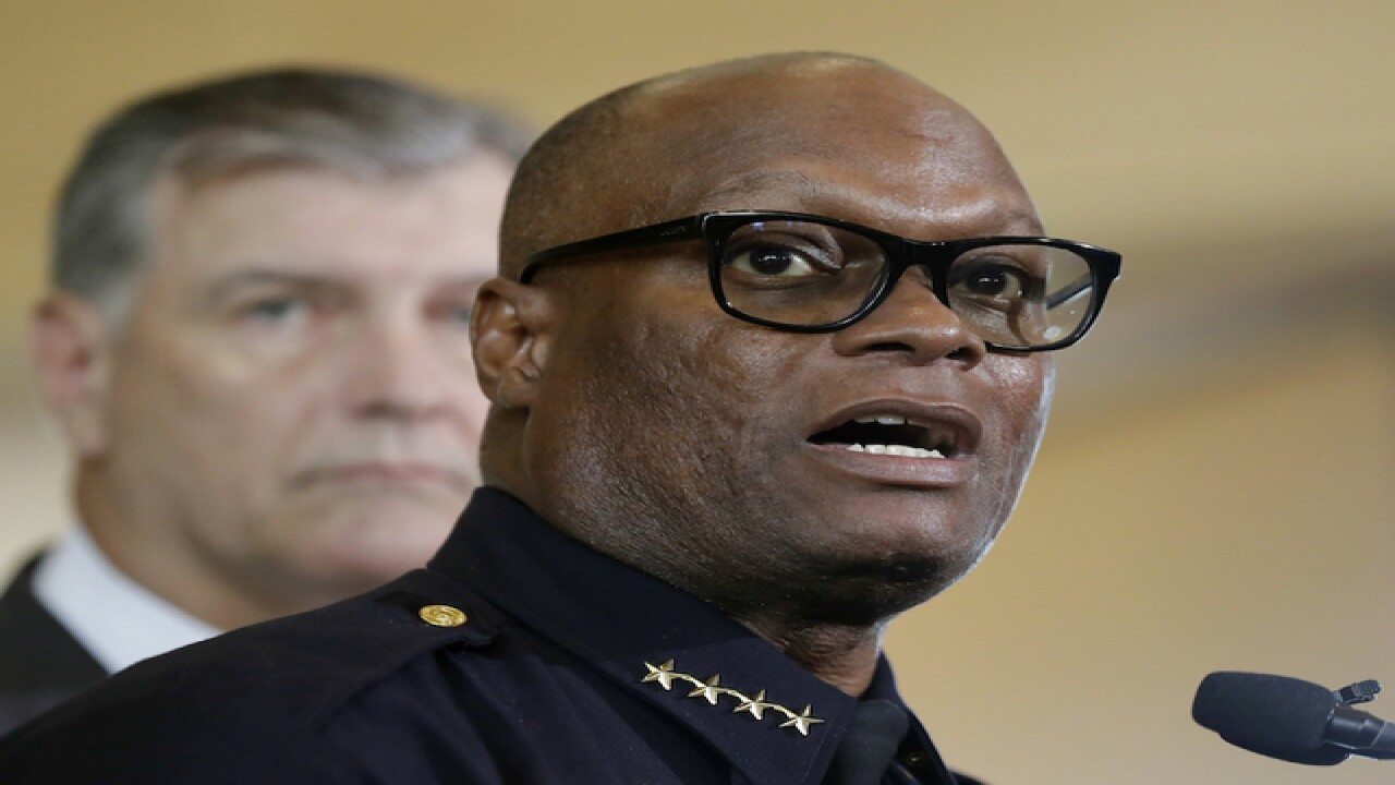 Dallas police: Shooter 'wanted to kill whites'