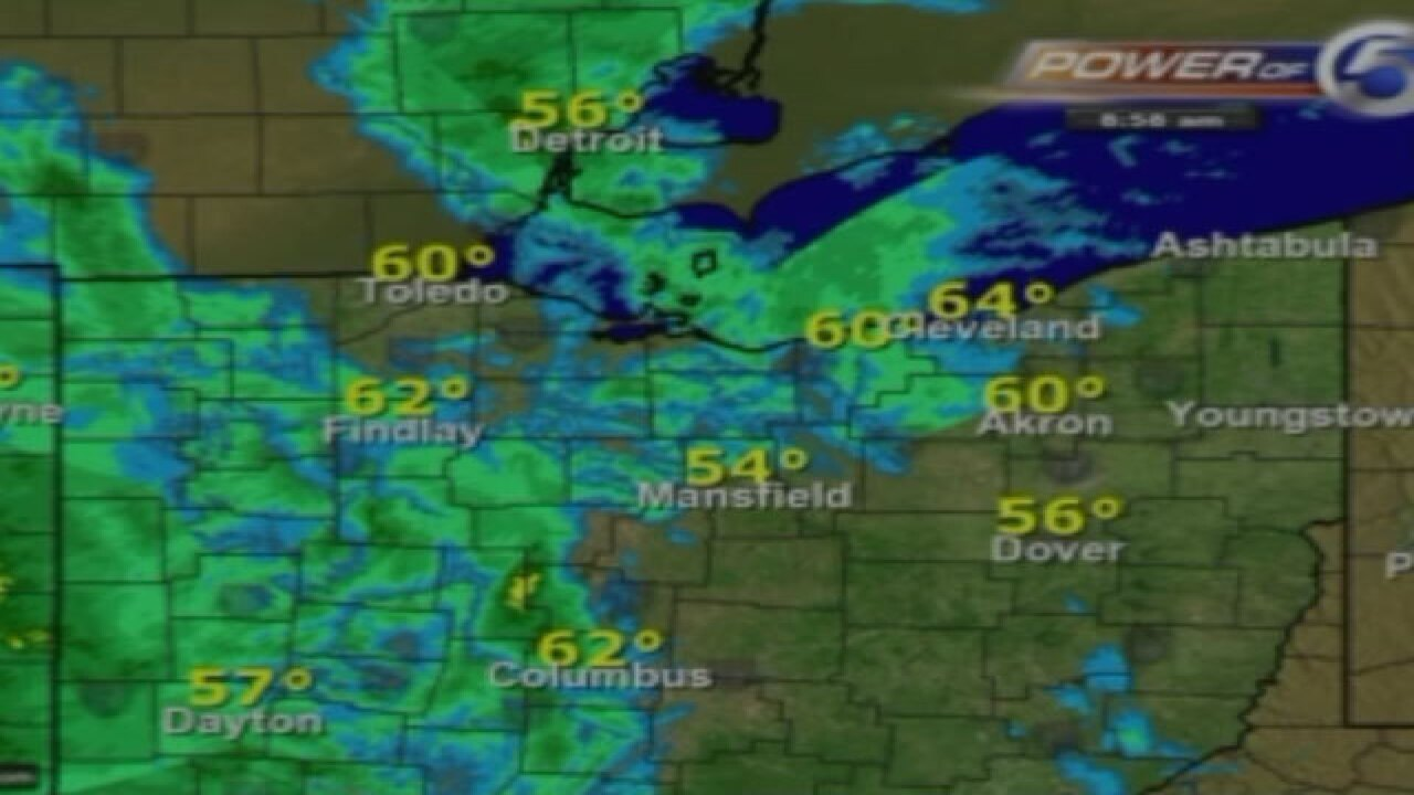 Live Track Weather With The Power Of 5 Radar