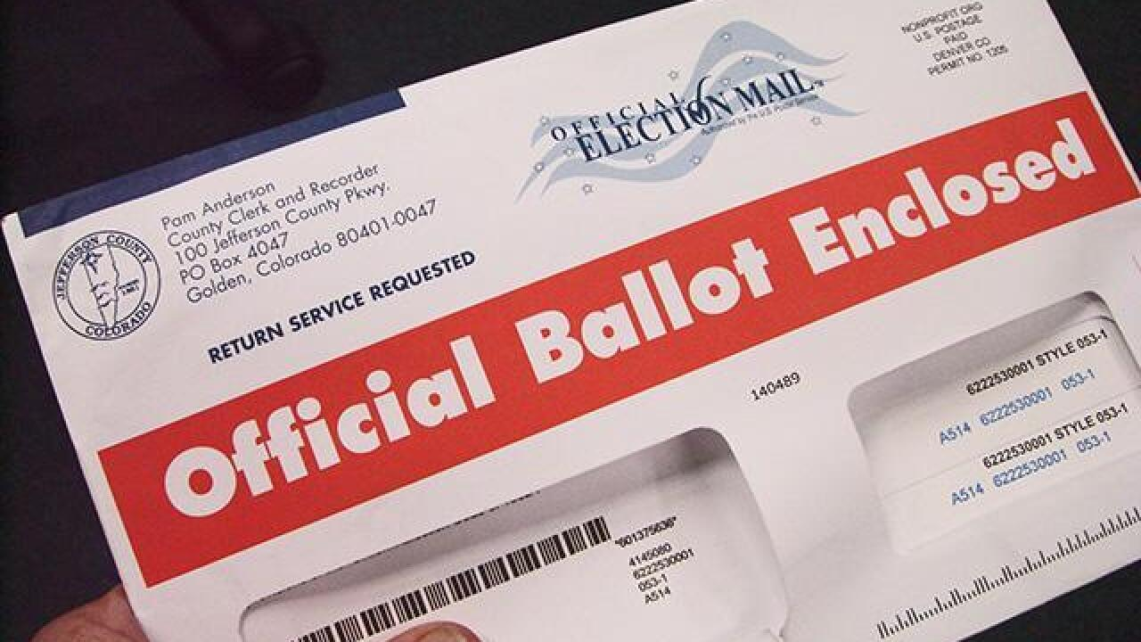 Mail-in ballots for the June 28 primary election could be in your mailbox Tuesday
