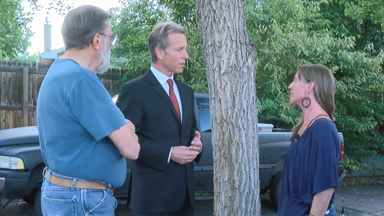 Stan and Kathy Stanley speak with Denver 7's Tom Mustin