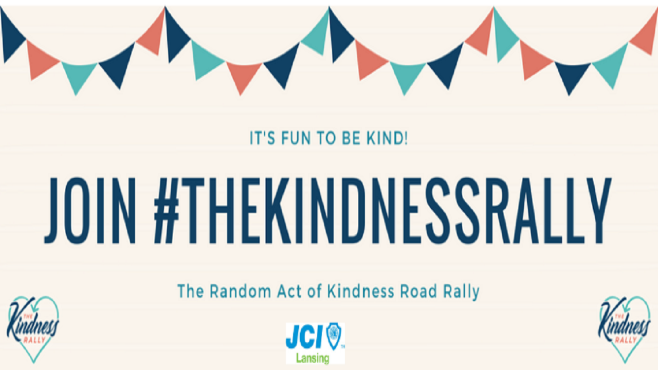 Join the Kindness Rally
