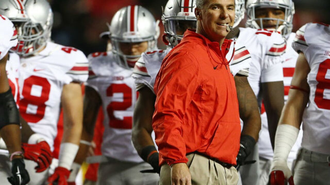 Ohio State football coach Urban Meyer set to retire