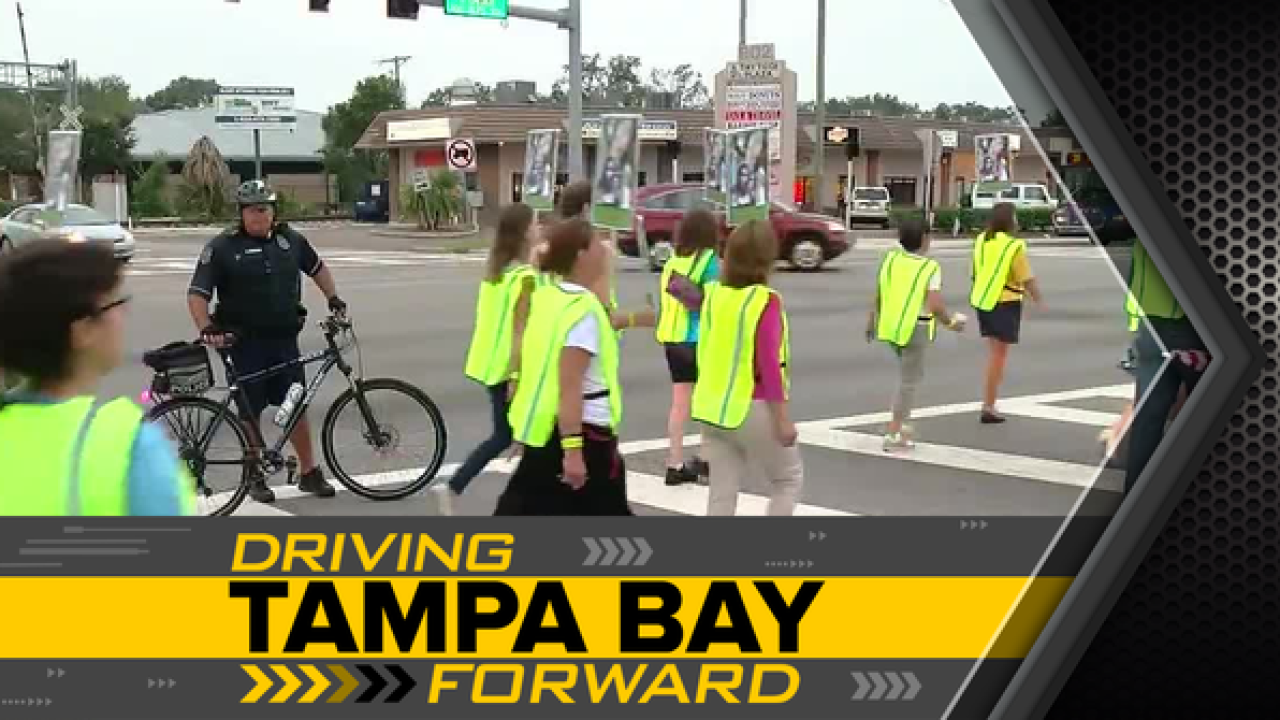 Advocates push for safety changes on Busch Blvd.