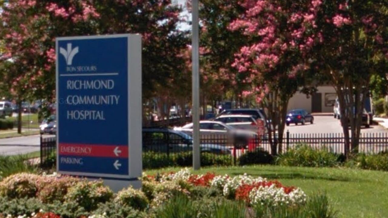 Lockdown lifted after violent threat at Richmond Community Hospital