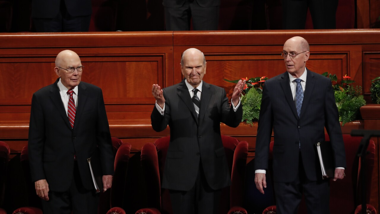 LDS Church to move to 2-hour services beginning January2019