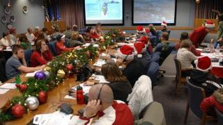 NORAD's Santa tracker website goes live