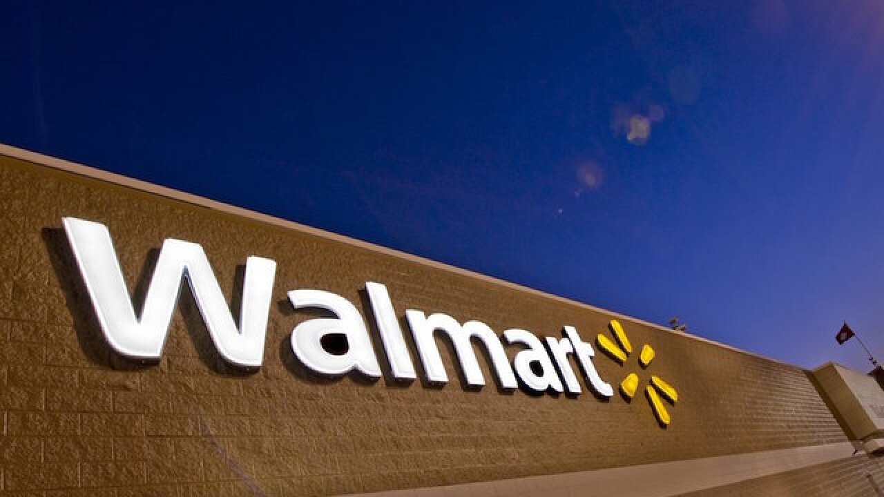 Some Walmart employees now deliver packages on their way home from the store