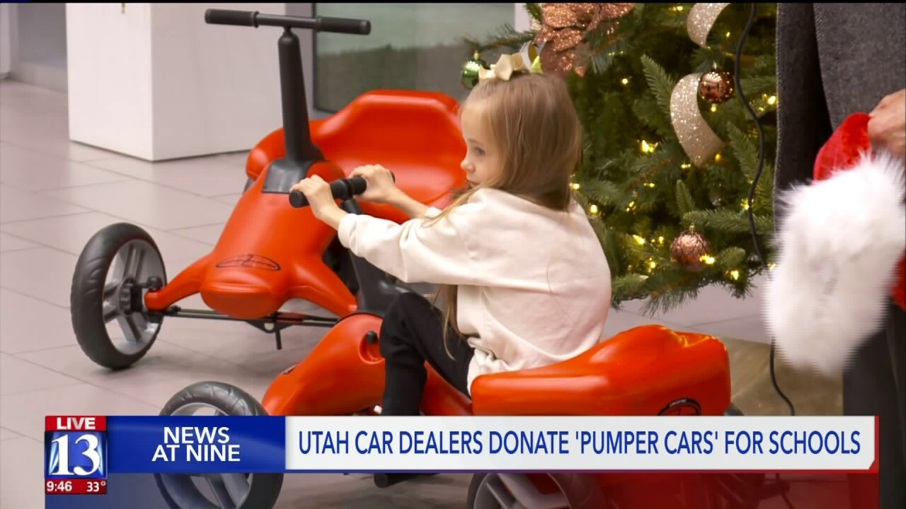 Donation helps kids with special needs to play atschool