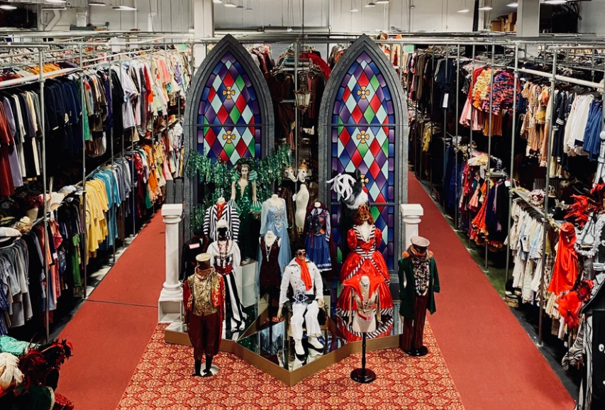 While Costume World ships costumes to theatres and schools around the country, the mesmerizing warehouse in Pompano Beach is where locals go to receive personalized services for their own costume needs for parties, events, and holidays with rentals and tailoring services! They are open year-round.