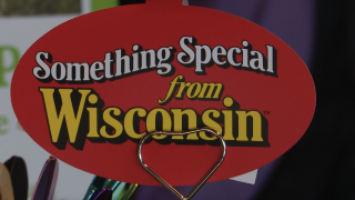 Something Special from Wisconsin sign