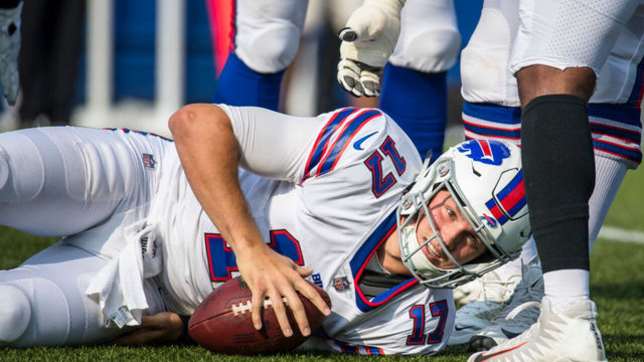 Joe B: 7 observations from Buffalo Bills vs. Cincinnati Bengals (8/26/18)