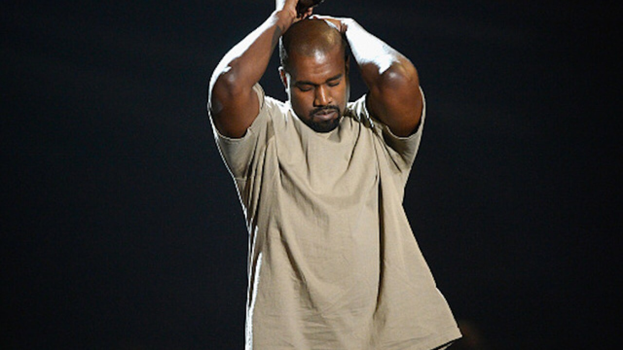 Kanye West sued for copyright infringement