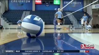 Creighton Volleyball updates