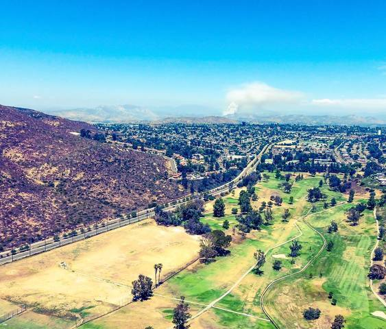 Gallery: 10News viewers capture Jennings Fire in Lakeside