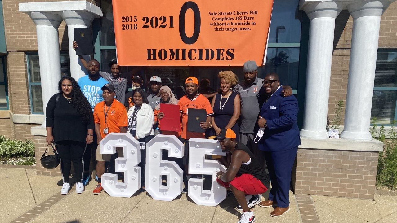 Cherry Hill Safe Streets celebrates 365 days of life