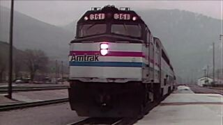 Amtrak Missoula