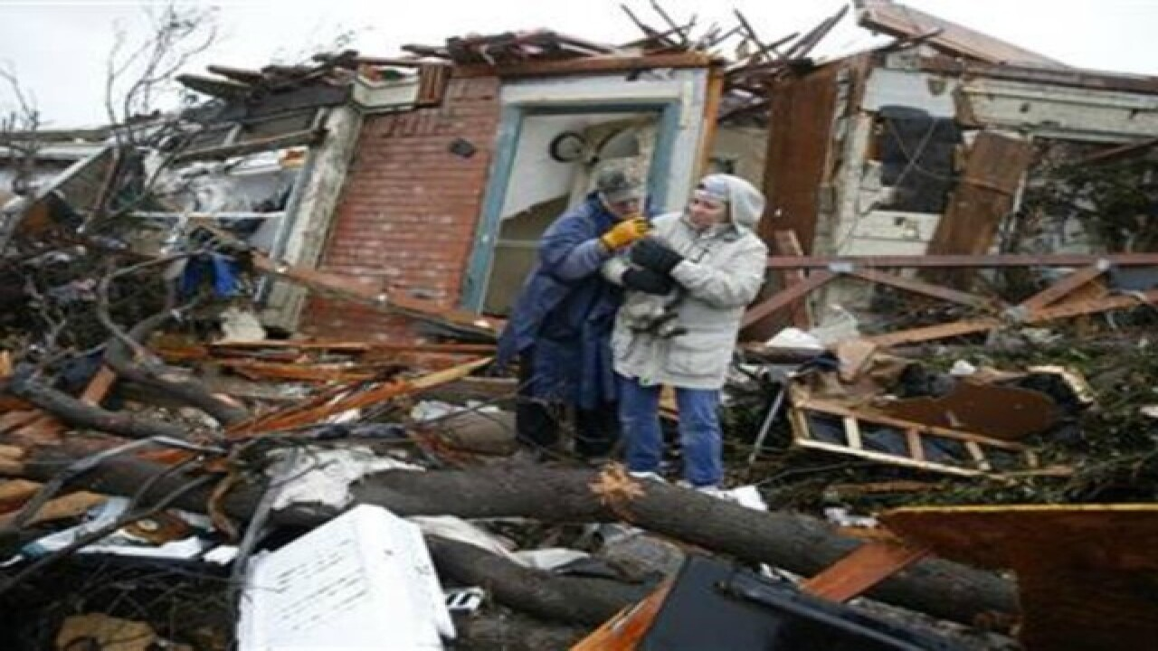 Midwest storm brings twisters, floods, & more