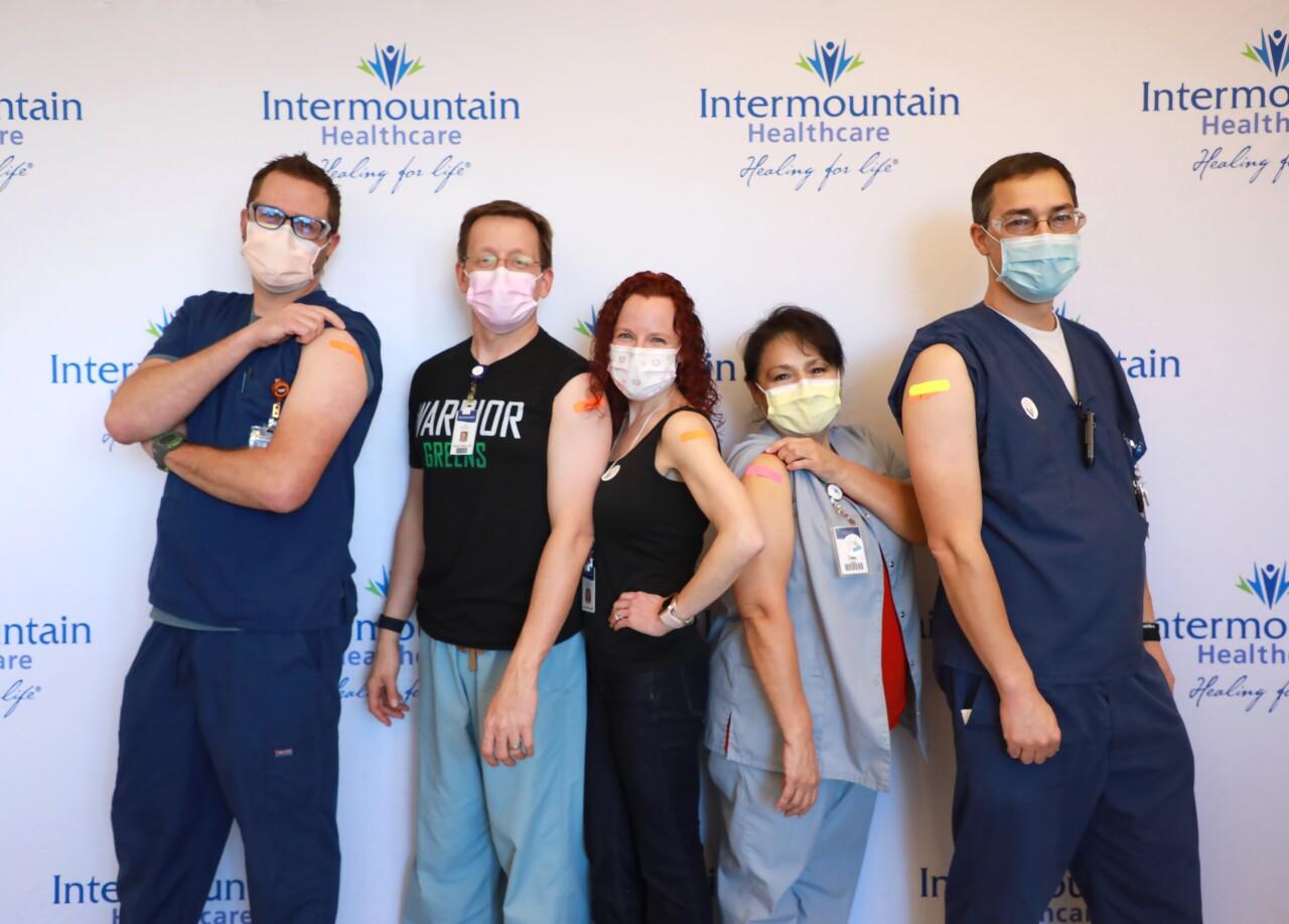 Intermountain Healthcare Vaccine