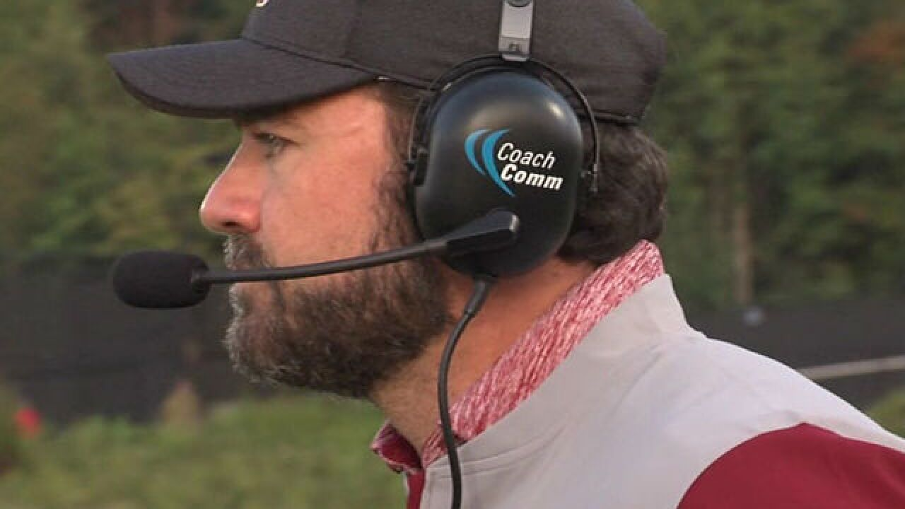 Former Colts great now coaching in Georgia