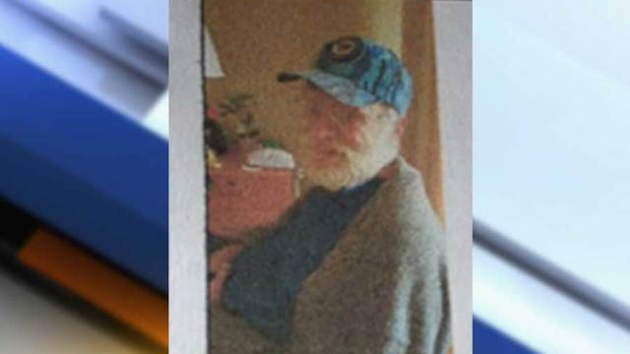 Missing senior last seen on scooter found safe