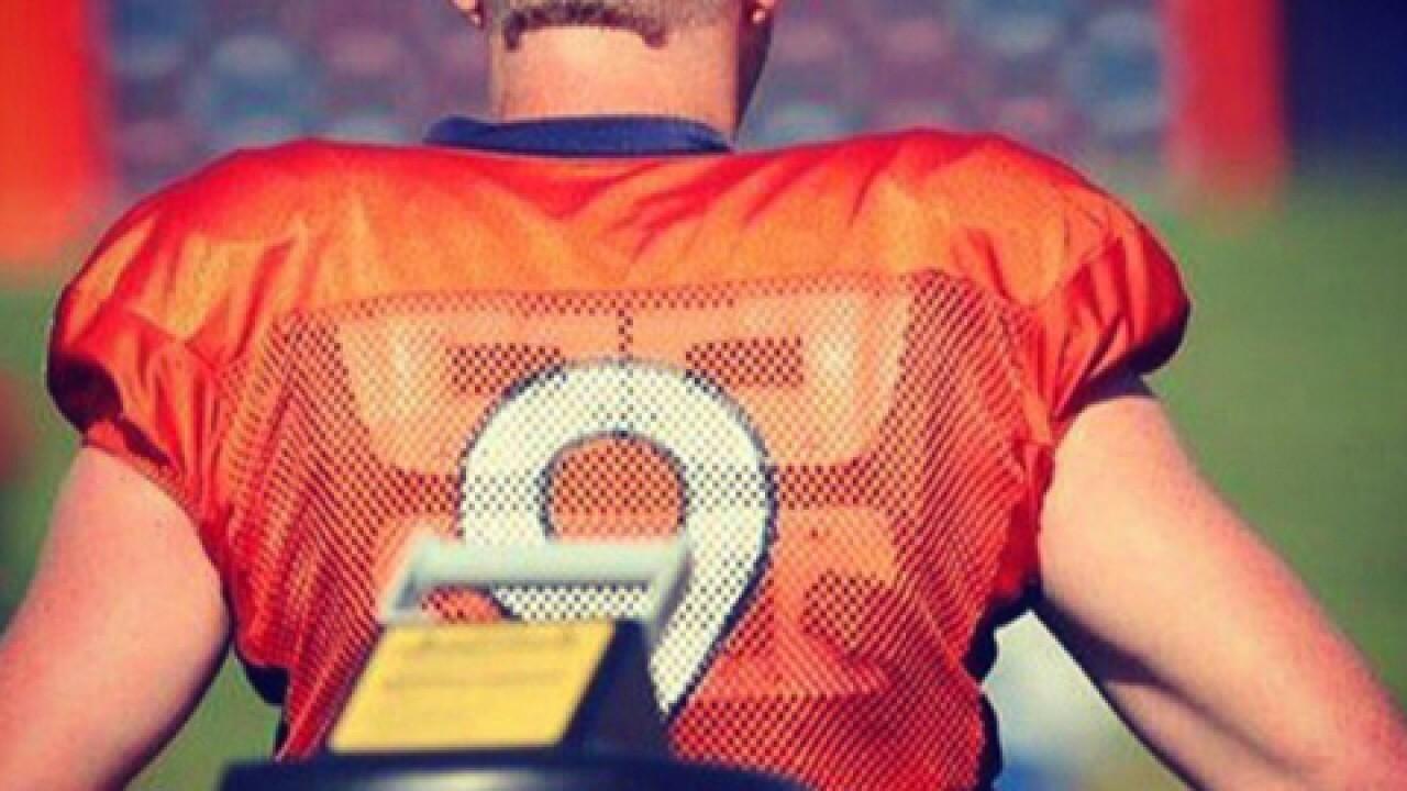 Broncos rookies get gruesome trims