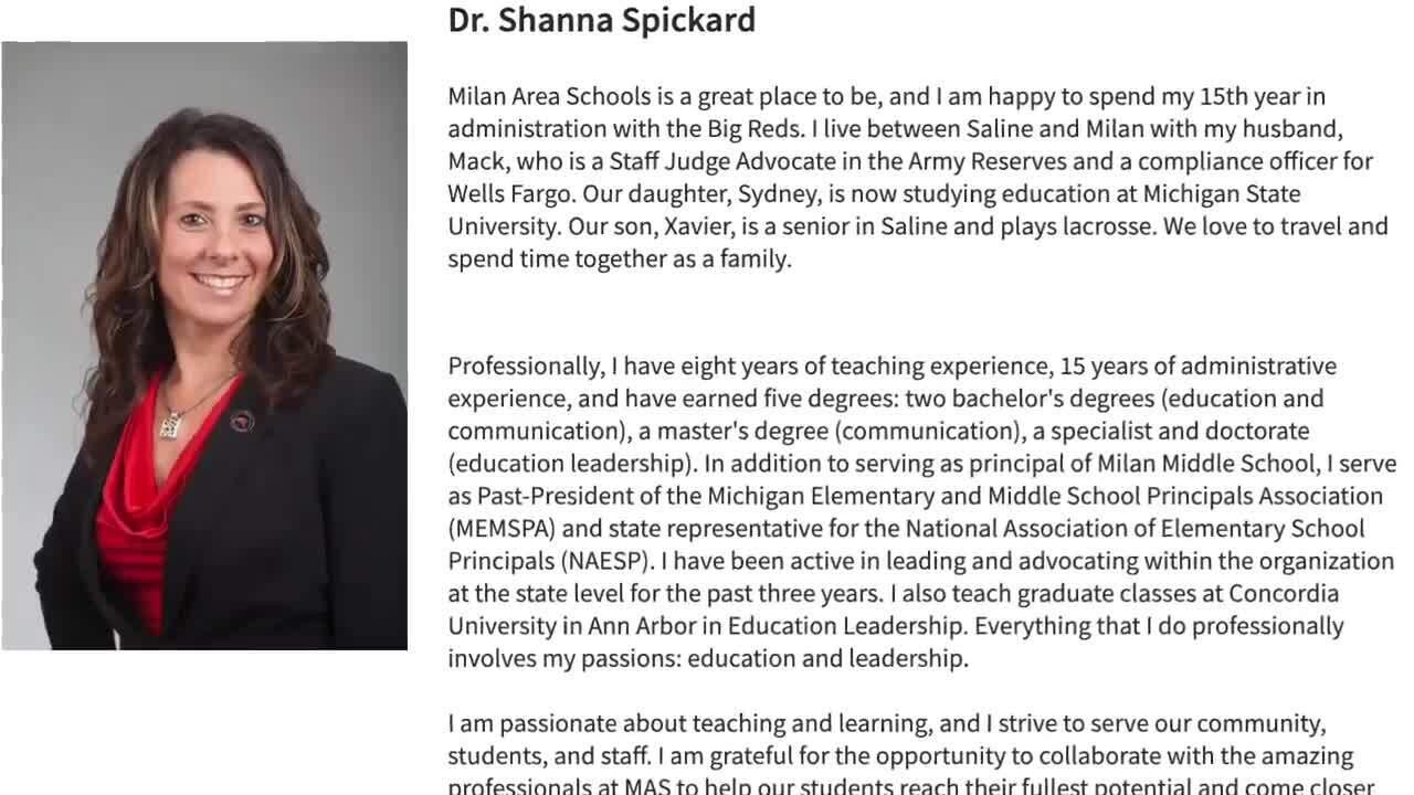 Dr. Shanna Spickard
