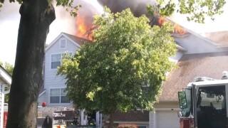 Westlake fire