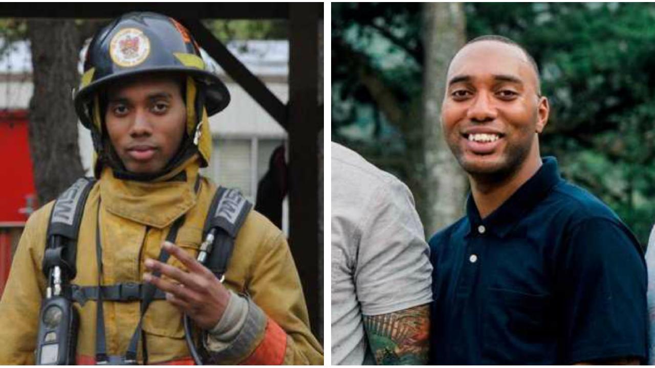 Missing Richmond firefighter founddead