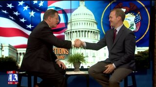 3 Questions with Bob Evans: Congressman-elect BenMcAdams