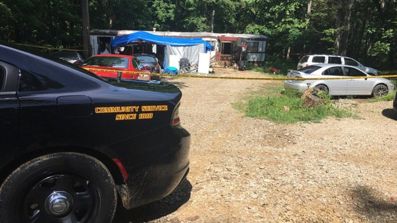 Shots fired by police in Monroe County