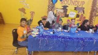 Zavala Elementary School Students celebrate reading accomplishments