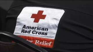 Red  Cross hurricane relief