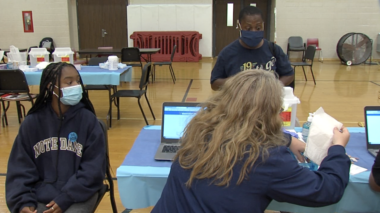 North Central HS vaccine clinic2.png