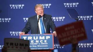 Donald Trump cancels Sunday Wisconsin stop