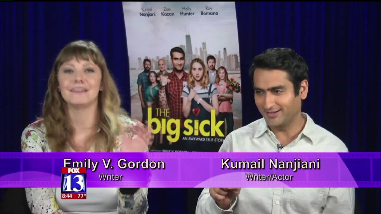 Interview: Emily Gordon and Kumail Nanjiani on 'The BigSick'