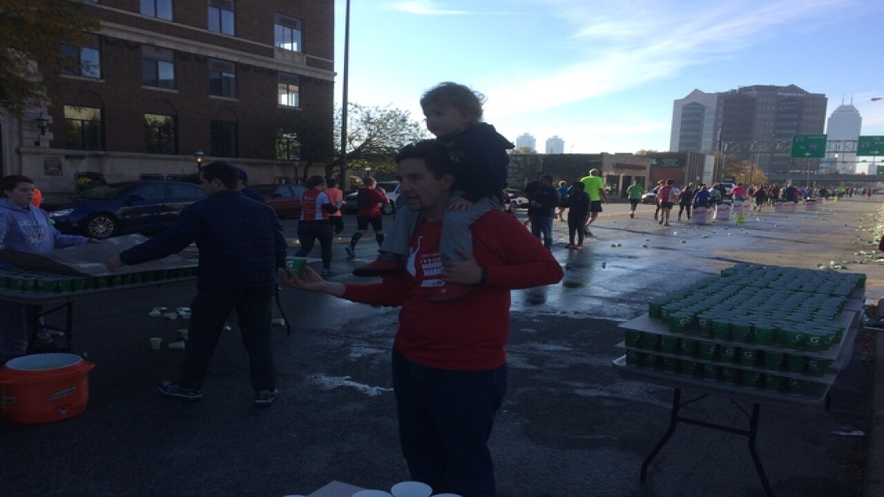 PHOTOS: Indianapolis Monumental Marathon
