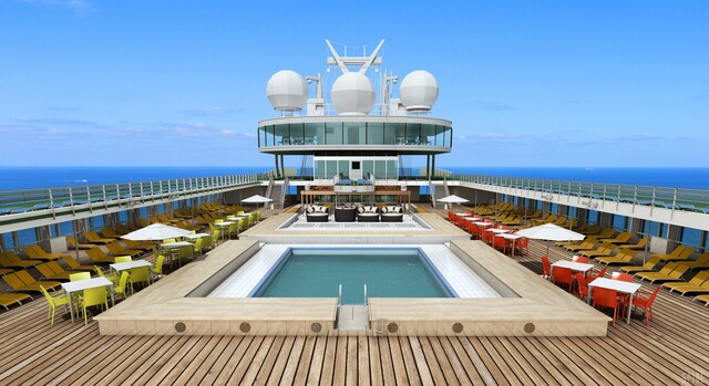 PHOTOS: Inside the new Bahamas Paradise Cruise Line ship
