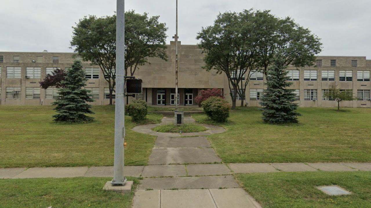 St. Peter Chanel High School.