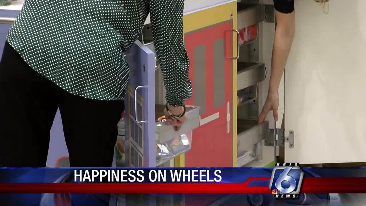 Happy Wheels Cart