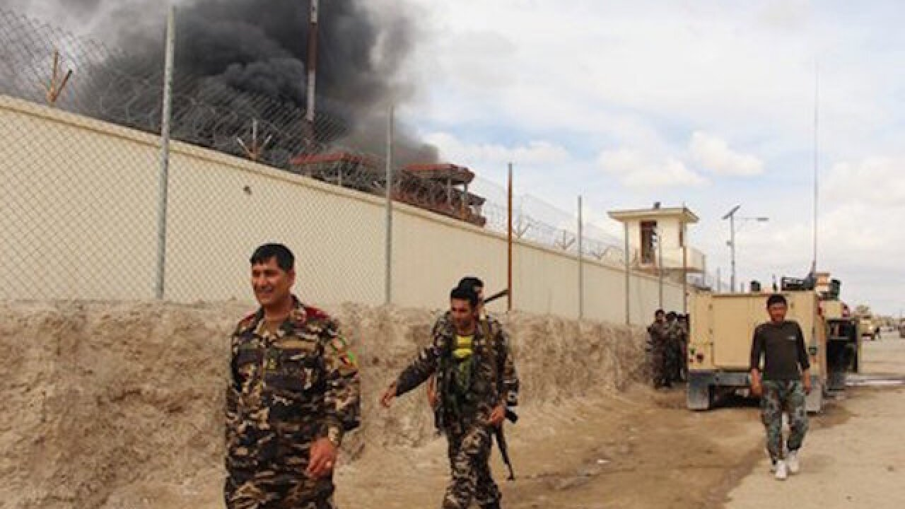 Suicide attack hits eastern Afghanistan
