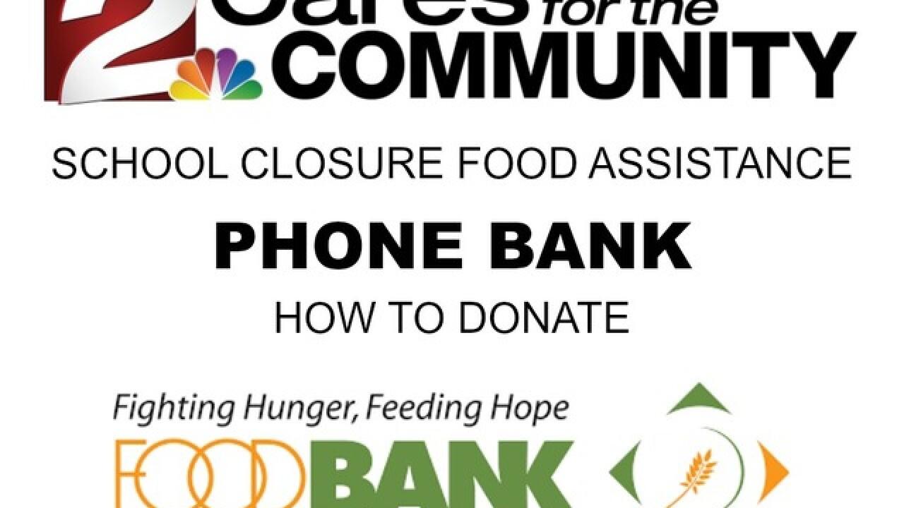 Donate for teacher walkout food assistance Apr 2