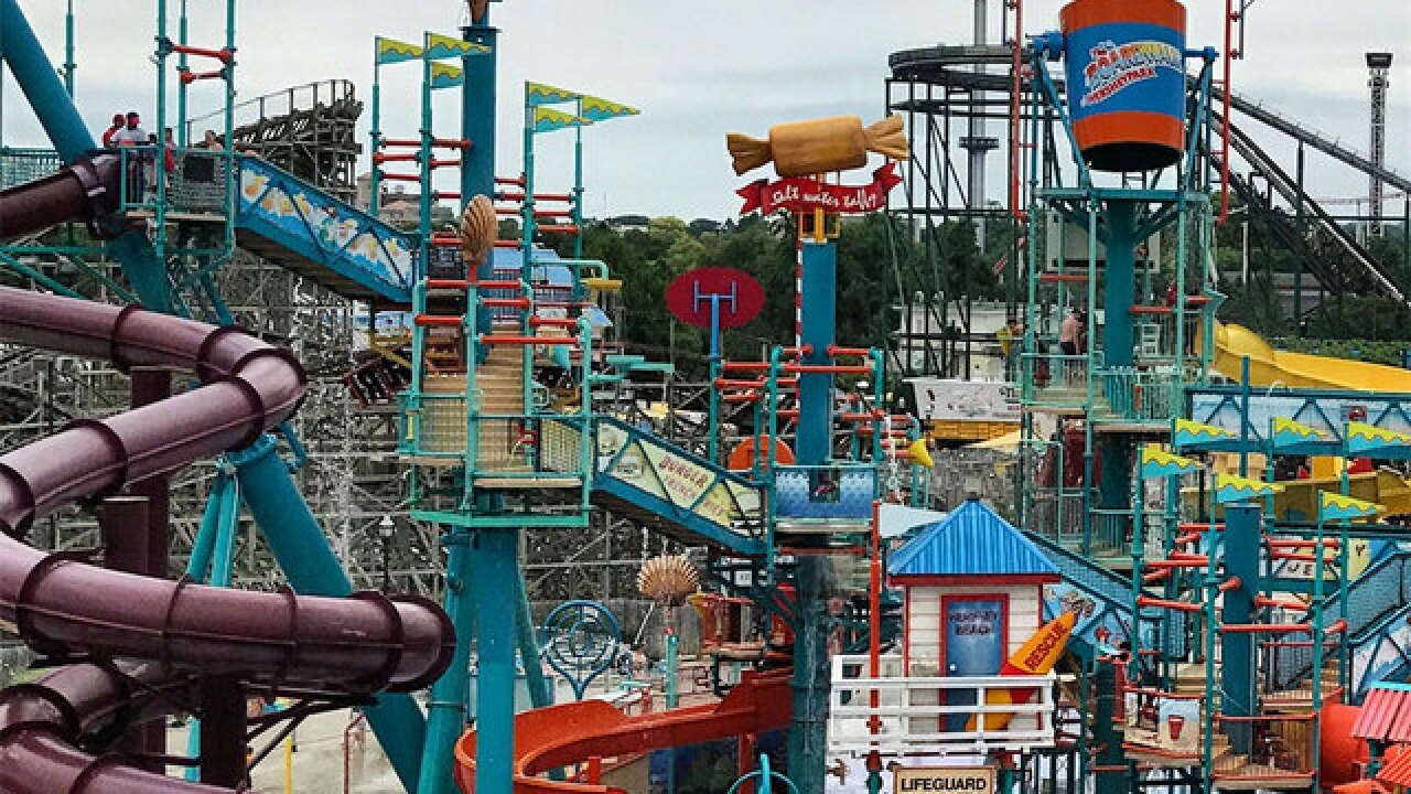 Amusement park finds wallet lost nearly 4 years ago