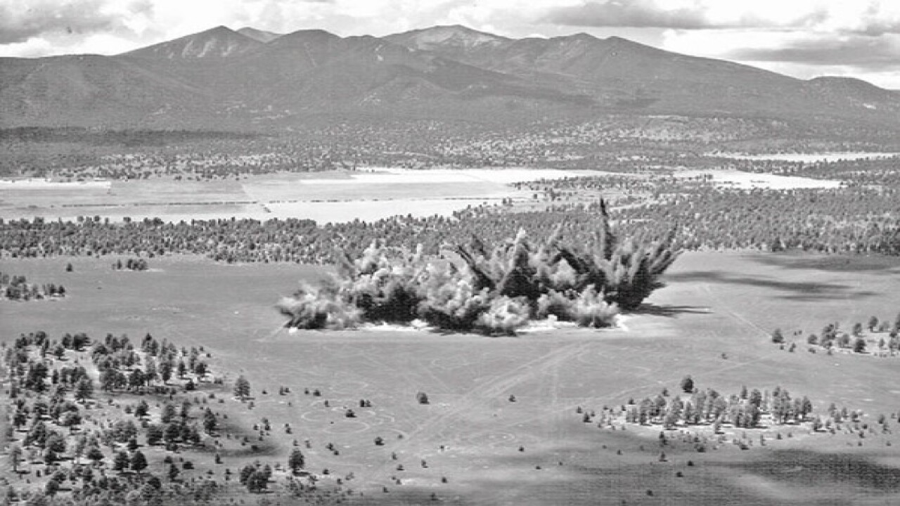 Shh! 7 secrets behind why NASA blew up N. AZ